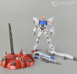 Picture of F91 Gundam Built & Painted MG 1/100 Model Kit