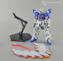 Picture of Moon Gundam Built & Painted HG 1/144 Model Kit