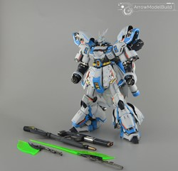 Picture of Sazabi Ver.ka (Custom White) Built & Painted MG 1/100 Model Kit