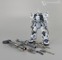Picture of Shin Matsunaga Zaku Ver 2.0 Built & Painted MG 1/100 Model Kit